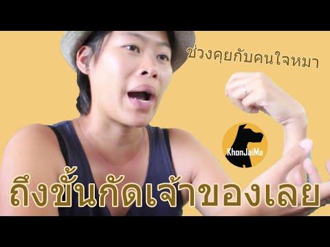ช่วงคุยกับ Khon Jai Ma | ปัญหาสุนัขหวงอาหาร, หมากัดเจ้าของ